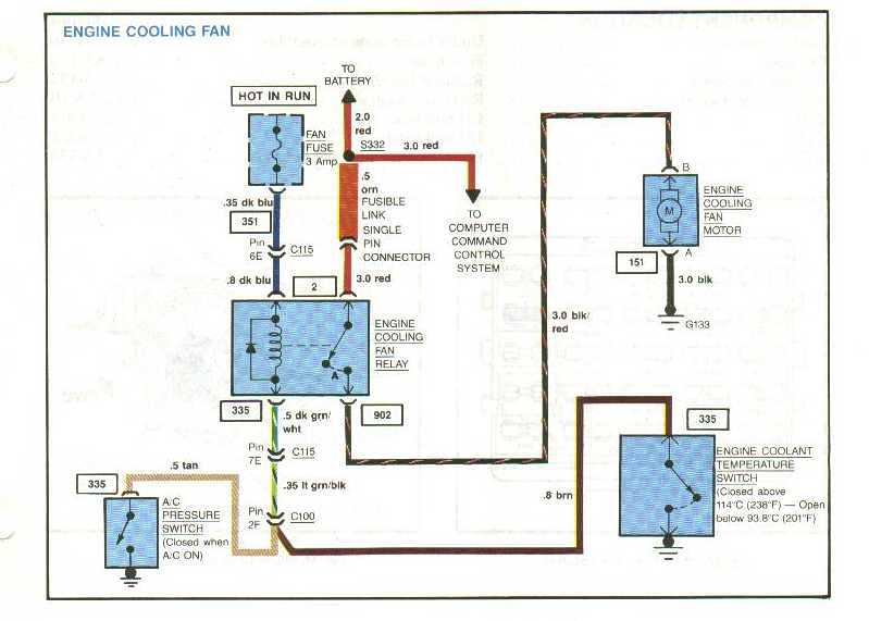 heater motor relay wiring diagram